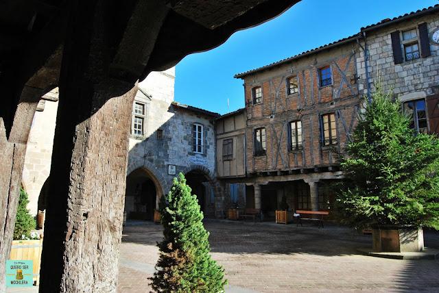 Castelnau de Montmiral, Francia