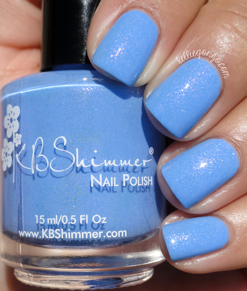 KBShimmer Suit The Breeze