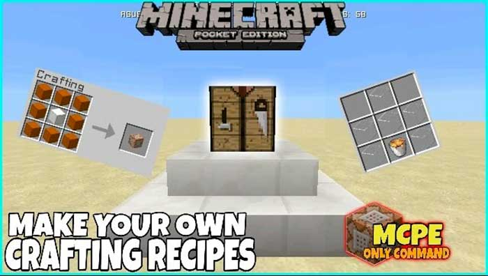 Dropper Crafting Recipe Minecraft Pe | Sante Blog