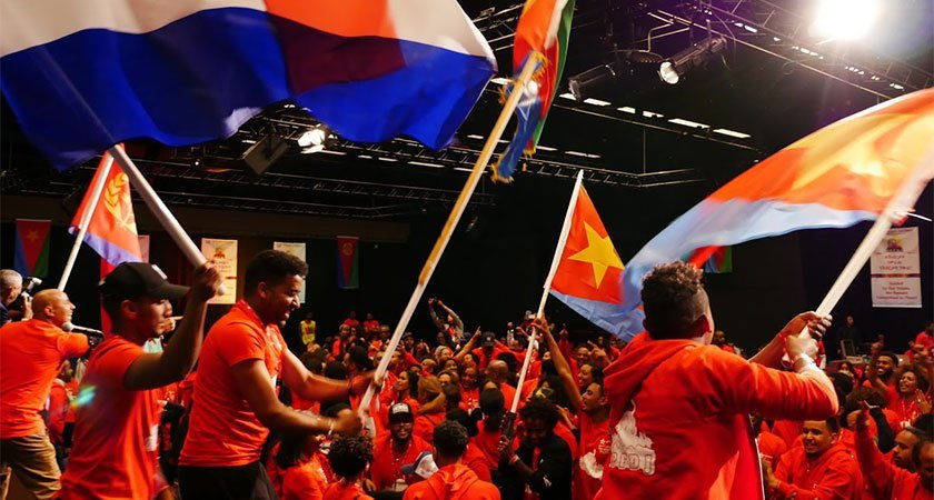 <Western reporter finds Dutch media portrayal of YPFDJ all wrong