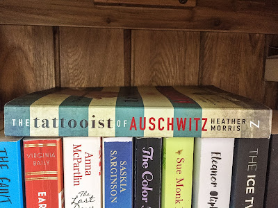 Book review: The Tattooist of Auschwitz by Heather Morris