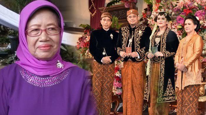 Innalillahi, Ibunda Jokowi Meninggal Dunia