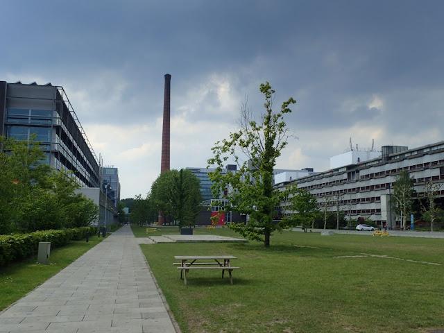 Uniwersytet (chyba techniczny) w Eindhoven