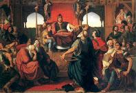 L'attentato alla vita di Attila, pagina di storia