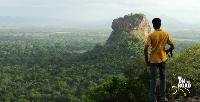 Pidurangala - offers the best views of Sigriya