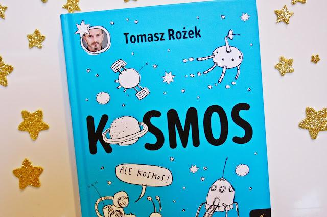 """,,Kosmos""""  Tomasz Rożek - Wydawnictwo Wigla"""