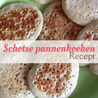 Recept Schotse pannenkoeken