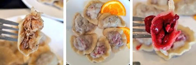 Things to do in Torun Poland: eat pierogi