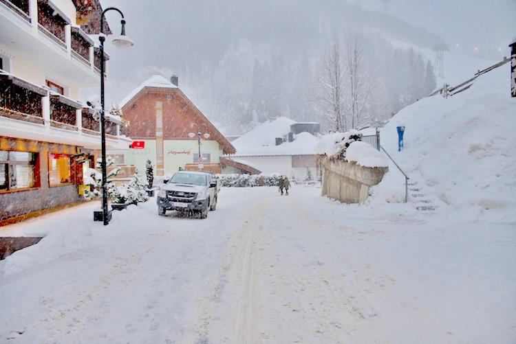 Austria, Corobić w Ischgl, Dolina Paznaun, Galtur, Ischgl, Ischgl firn, Kappl, narty w Ischgl, narty w Tyrolu, See, Top of the Mountain, z Ischgl do Samnaun