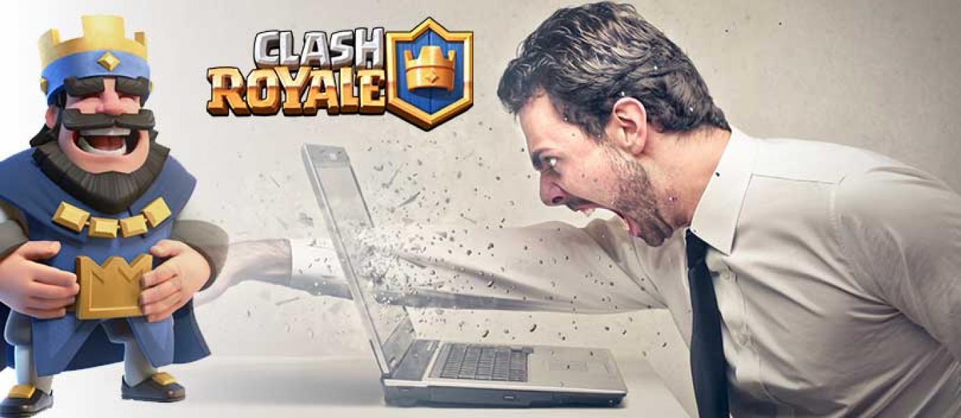 Hal Menyebalkan Yang Terjadi Saat Main Clash Royale INFORMASI BERITA