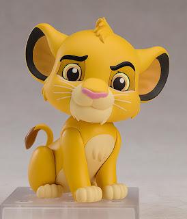 Nendoroid Simba de El Rey León - Good Smile Company