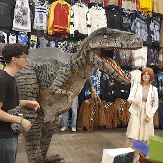 Jurassic Park Cosplay