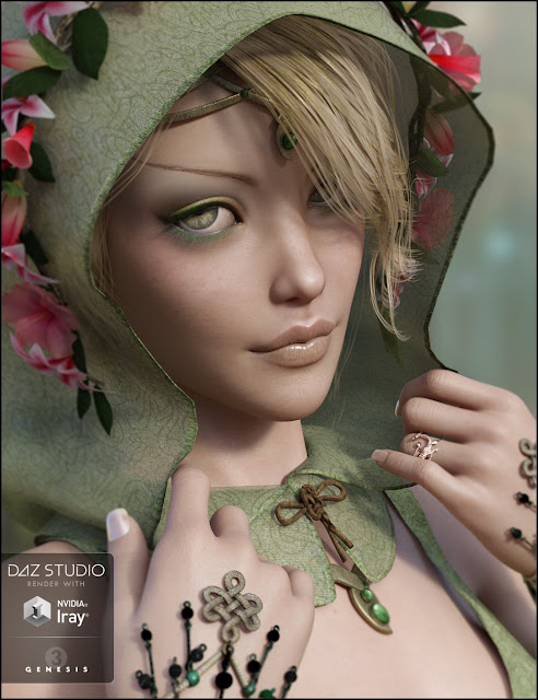 Woodlyn for Genesis 3 Female