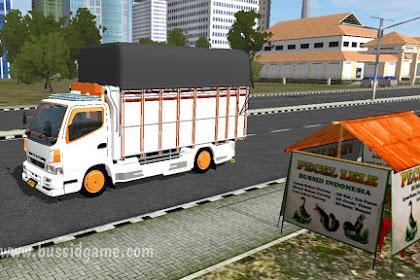 Mod Truck Canter Mukhlas v2 Varian A By RSM
