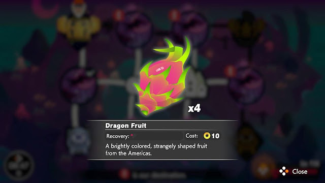 Ring Fit Adventure Dragon Fruit