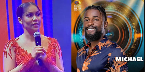 BBNaija Season 6 housemate, Michael, cried after Maria was evicted from the reality show.