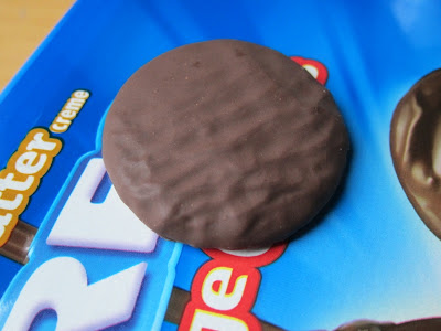 Review: Nabisco - Peanut Butter Oreo Fudge Cremes Cookies ...