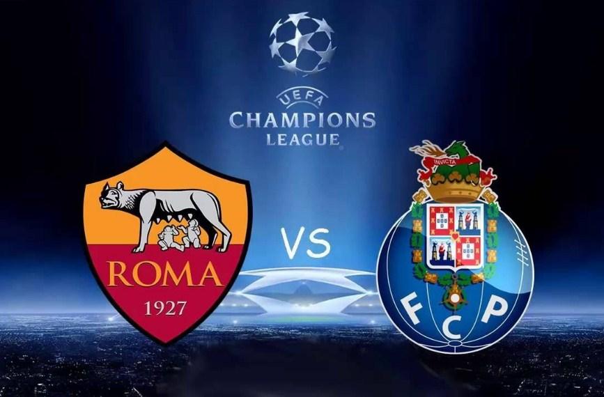 ملخص واهداف مباراة روما وبورتو فى دور 16 دورى ابطال اوروبا 2019