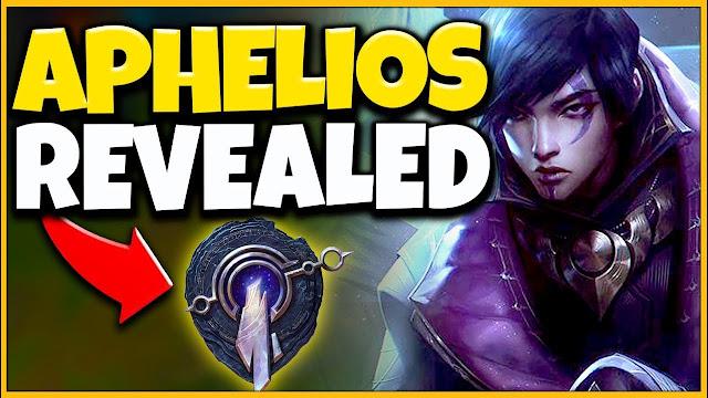 Aphelios - Song Nguyệt Chiến Binh - Xạ Thủ mới nhất LOL