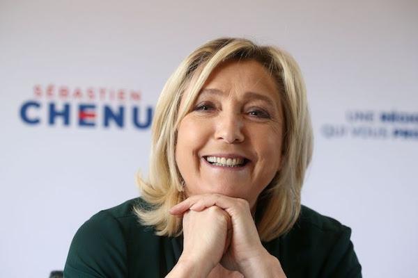 Présidentielle 2022 : Marine Le Pen dénonce la « division du camp national »