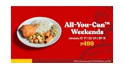 It's back and it's better! Max's All-You-Can Weekends Promo