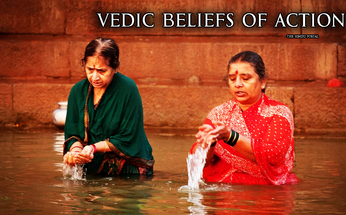Vedic Beliefs of Action
