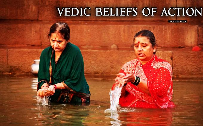 Vedic Beliefs of Action