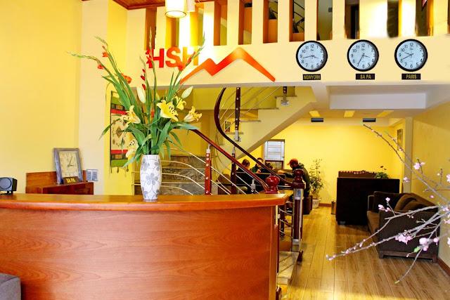 khách sạn Heart of sapa hotel