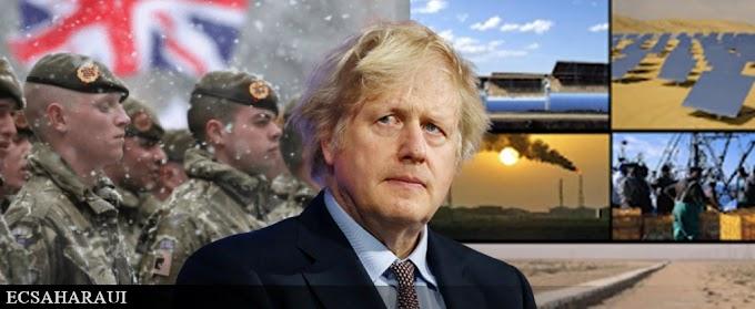 Reino Unido no permitirá que su Ejército maniobre en el Sáhara Occidental a la vez que permite a sus empresas que saqueen sus recursos.