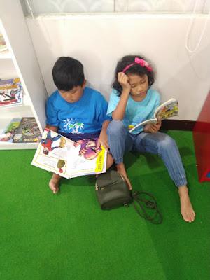Peran Keluarga dan Masyarakat Membudayakan Literasi