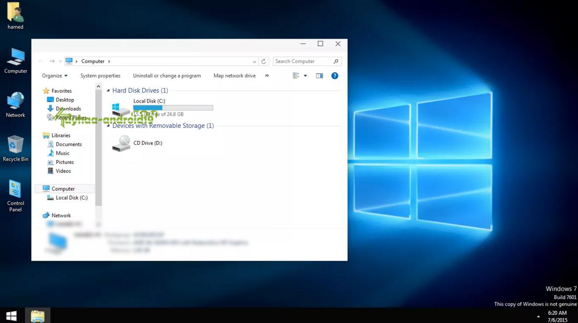Windows 10 Skins Pack
