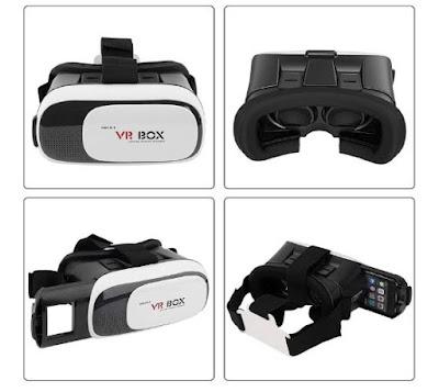 Jinie VR Box 2nd Generation