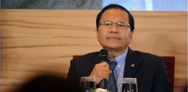 Rizal Ramli: Di Awal Maju Mundur, Akhirnya Terserah Hukum Rimba
