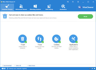 Wise Disk Cleaner 9.32.652 Multilingual + Portable