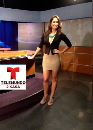 Rita Verreos: Bi-Lingual News Anchor, Emcee, Motivational Speaker,Beauty Pageant Coach, Philanthrop