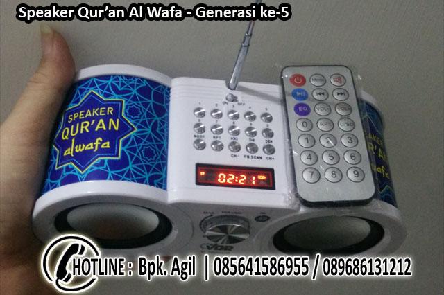 Speaker Quran VDR-3000 16Gb Al Wafa Semarang