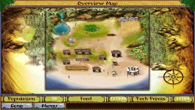 Penampilan peta virtual villagers 1.5 game android (rev-all.blogspot.com)