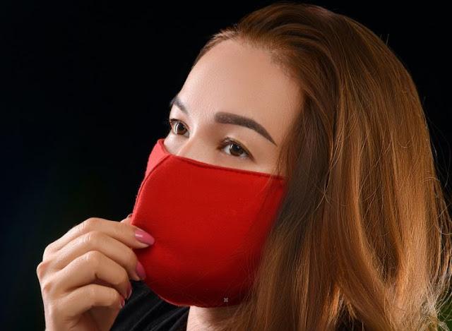 Tata Cara Penggunaan Masker Kain Yang Baik Dan Benar