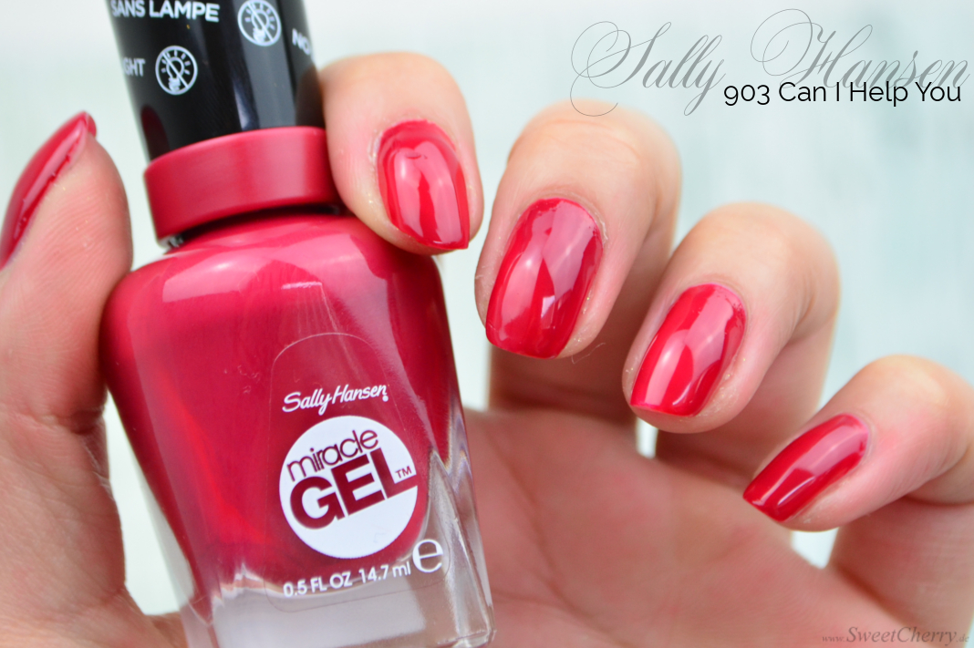 Sally Hansen Luxe Holiday Kollektion 903 Can I Help You