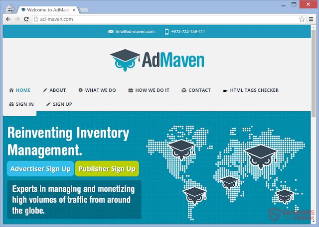 SensorsTechForum-ad-maven-com-main-page