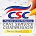 Know Your Civil Service Examination Room Assignments