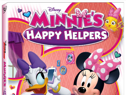 Minnie's Happy Helpers Now on DVD {+ A Giveaway}