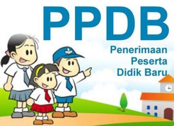 PPDB Tahun Pelajaran 2021/2022