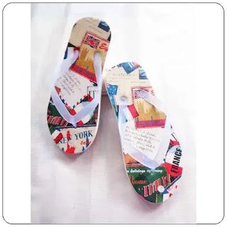 Sandal Karakter Pria GSJ