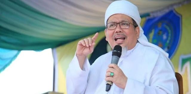 Sindir Target Jokowi, Ustaz Tengku: Siapa yang Berkata Kurva Covid-19 Mei Harus Turun?