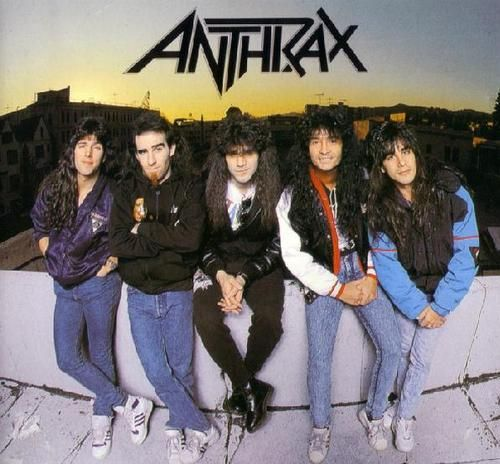 Biodata Anthrax (Band)