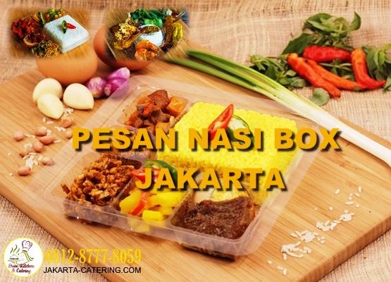 JASA CATERING JAKARTA MURAH , PESAN NASI BOX JAKARTA , HARGA CATERING JAKARTA