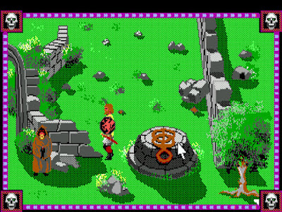 Pantallazo Videojuego Conquests of Camelot - The Search for the Grail