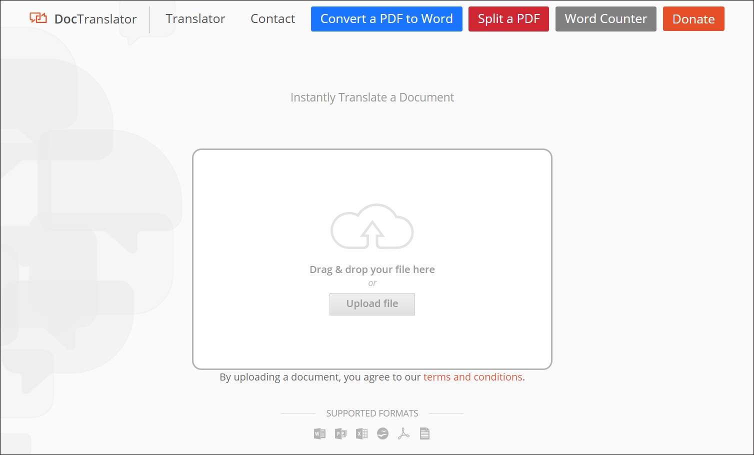 3 ways to translate PDF documents into any language you see