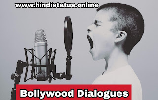 hindi film dialogue